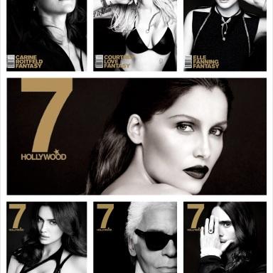 7Hollywood Magazine Winter 2014