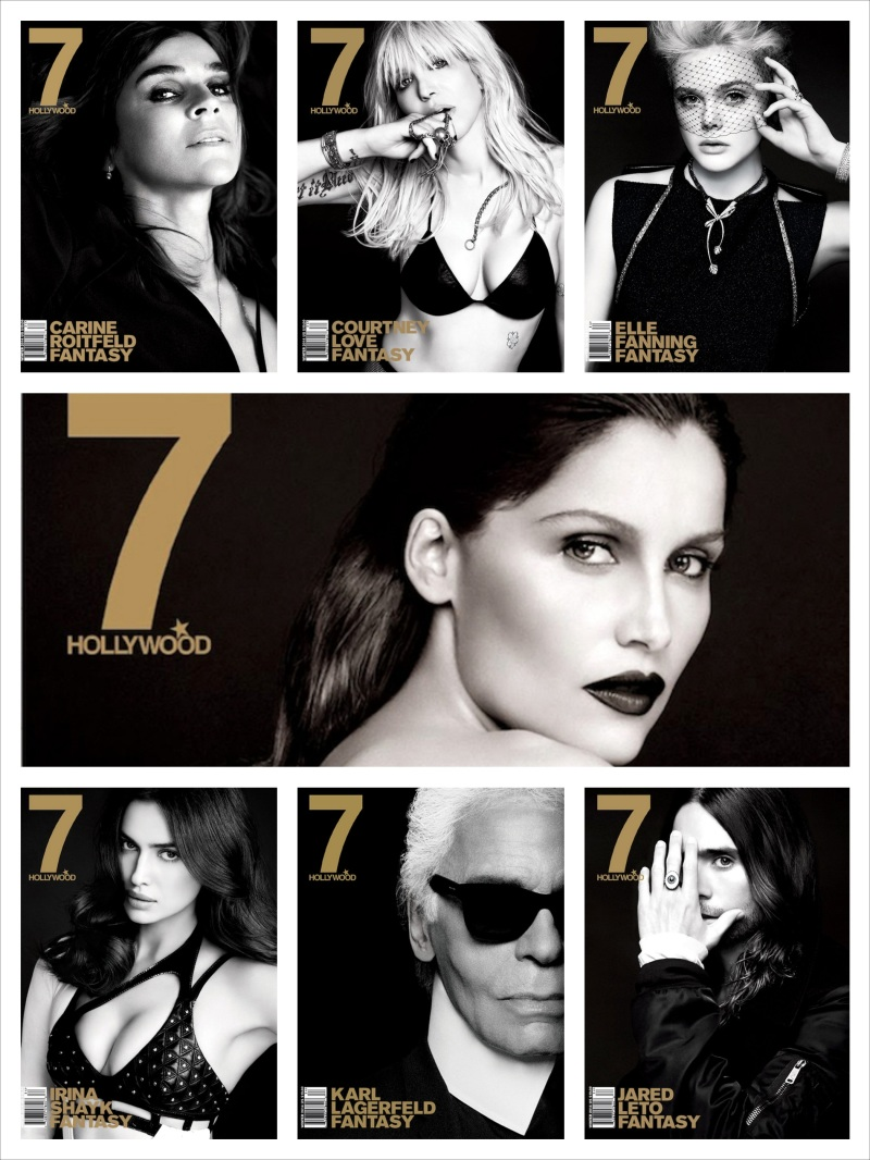 7Hollywood Magazine Winter 2014