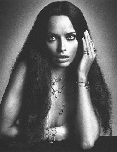Adriana Lima by Inez & Vinoodh for 25 Magazine #3