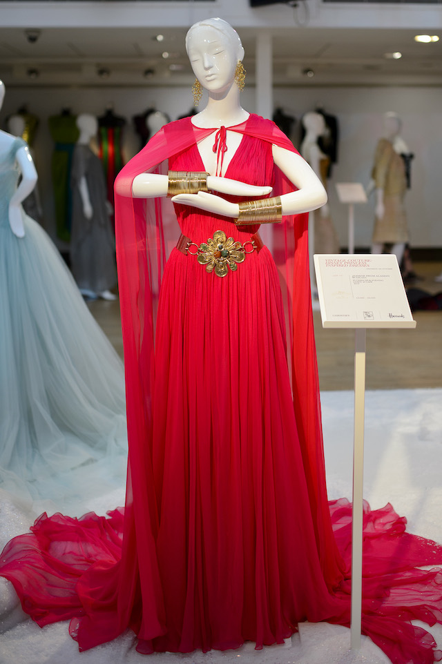 Princess Jasmine (Aladdin) by Escada