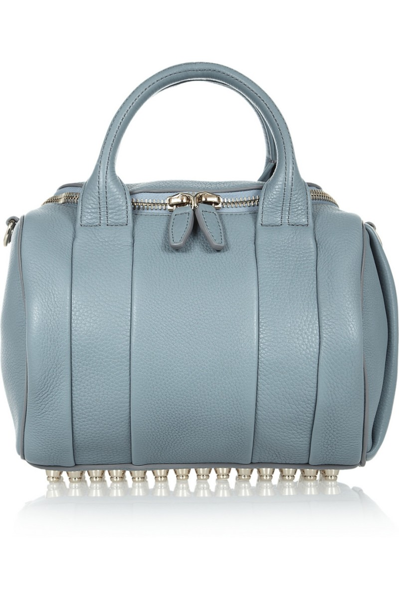 ALEXANDER WANG Rockie textured-leather tote €800