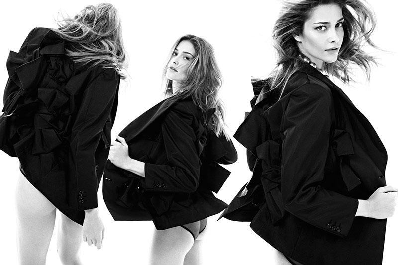 Ana Beatriz Barros by Emre Dogru for L'Officiel Turkey December 2013