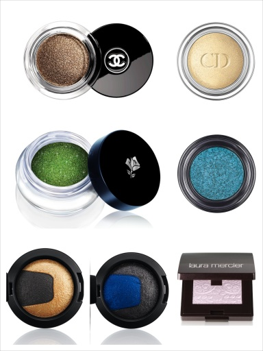 Best 7 eyeshadows form the Christmas makeup collections