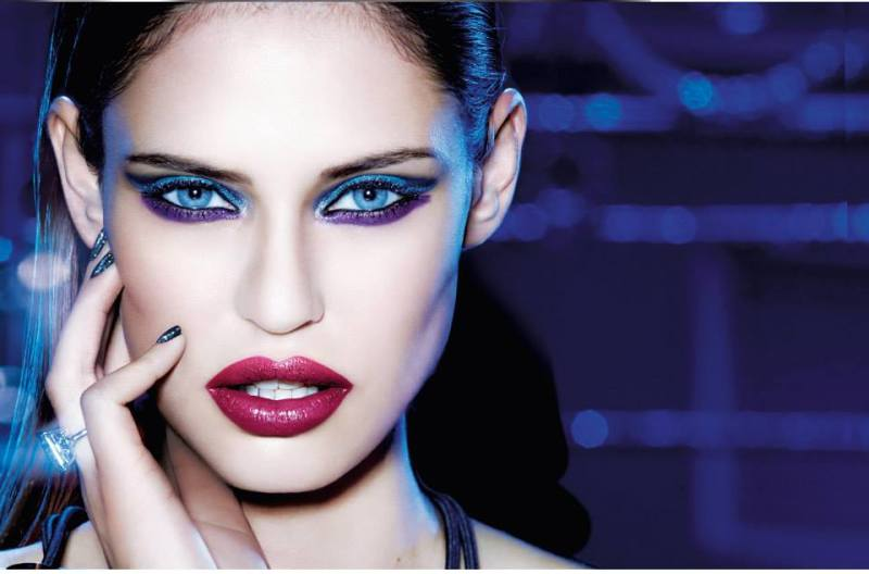 Bianca Balti for L'Oreal limited edition Million Carats collection