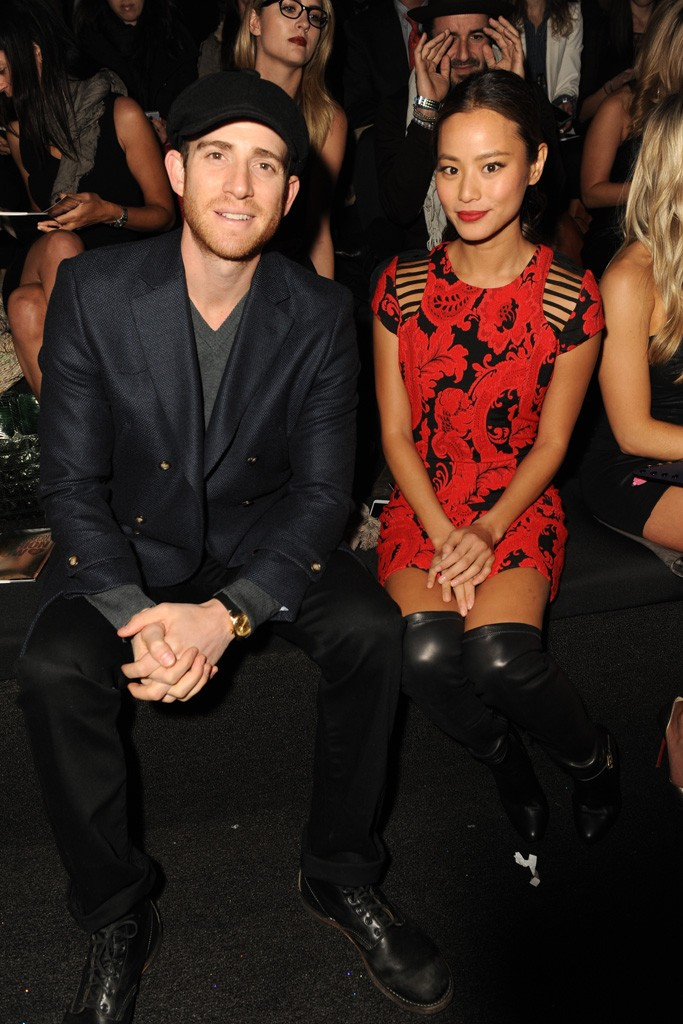 Bryan Greenberg and Jamie Chung Photo by Steve Eichner