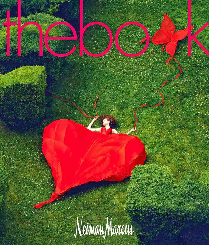Catherine Mcneil & Jac Jagaciak for Neiman Marcus Holiday 2013