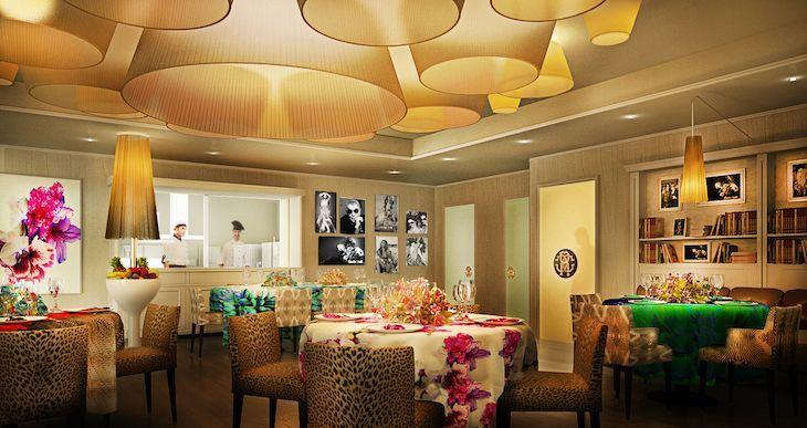 Cavalli Restaurant & Lounge Miami – Restaurant