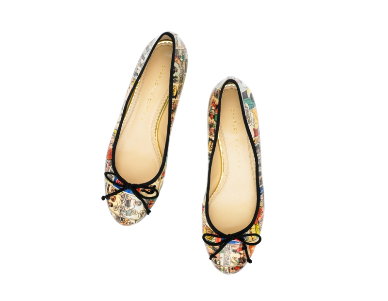 Charlotte Olympia &  Archie Comics Resort 2014 collection