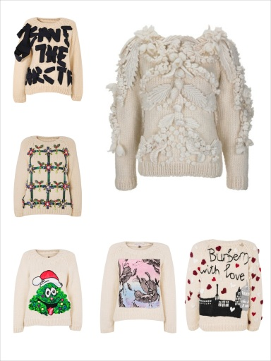 Christmas jumpers by the best British designers for Save the Children