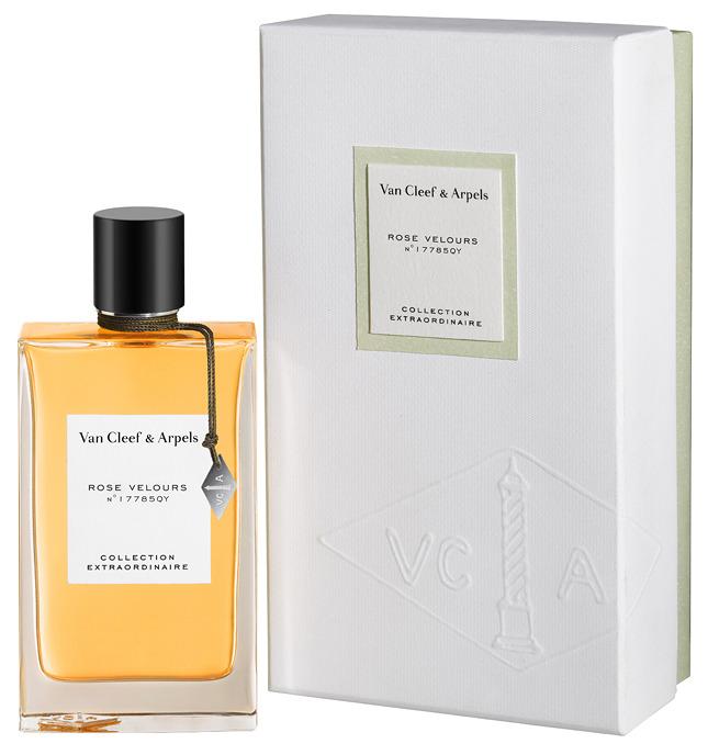 Collection Extraordinaire Rose Velours Van Cleef & Arpels