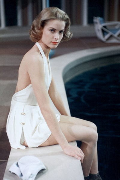 Cover girl Grace Kelly