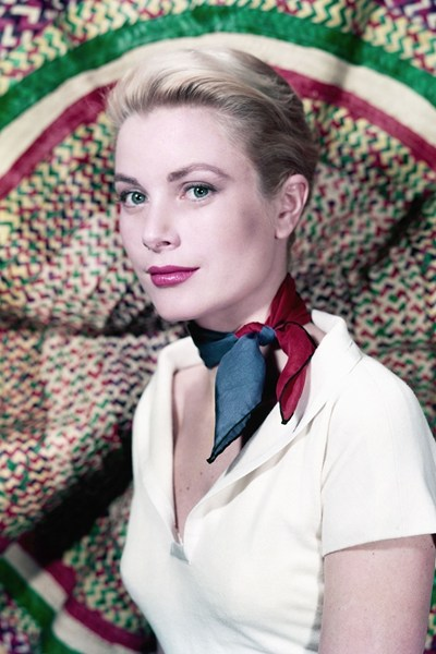 Cover girl Grace Kelly