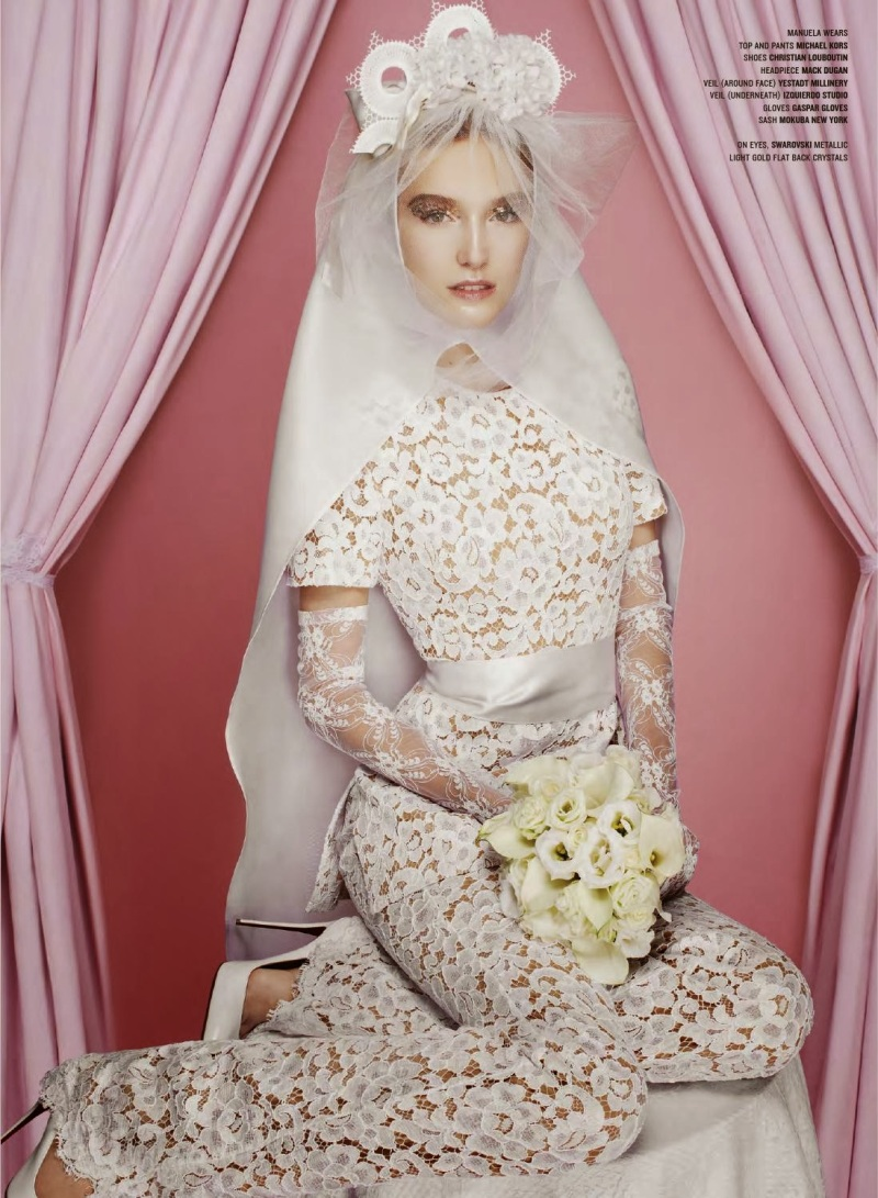 """""""Cruise To The Altar"""" by Anthony Maule for V Magazine Fall 2013"""