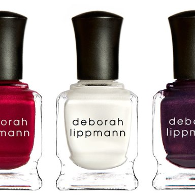 Deborah Lippmann Silk Collection