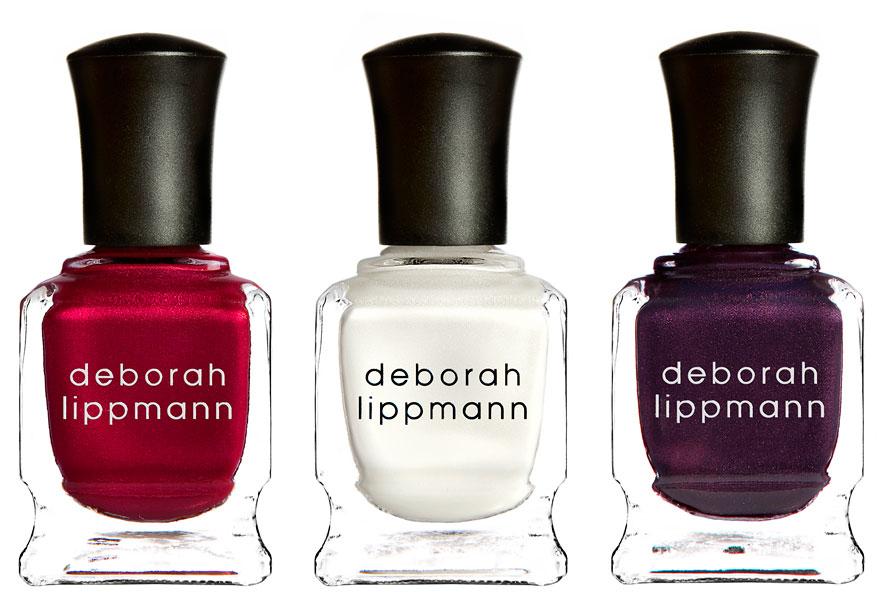 Deborah Lippmann Silk Collection