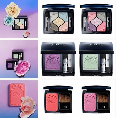Dior Spring 2014 Makeup Collection