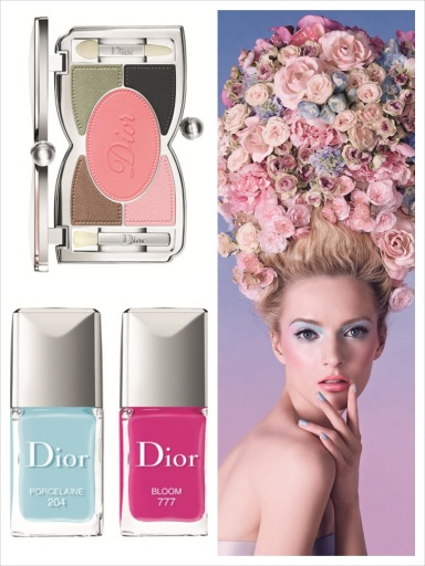 Dior Trianon Spring 2014 Collection