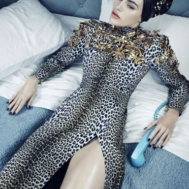 'Vogue Beauty' By Emma Summerton For Vogue Italia November 2013