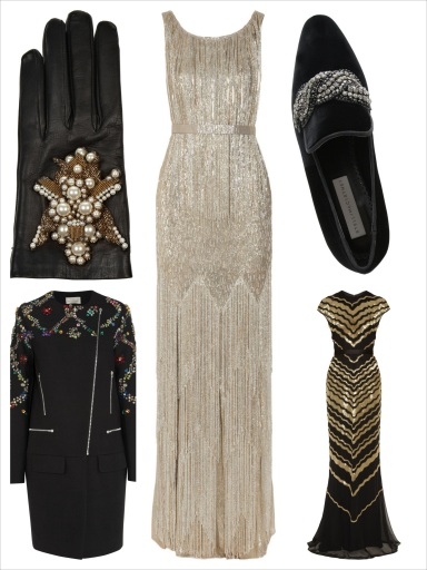 Embellished opulence the perfect trend for holidays