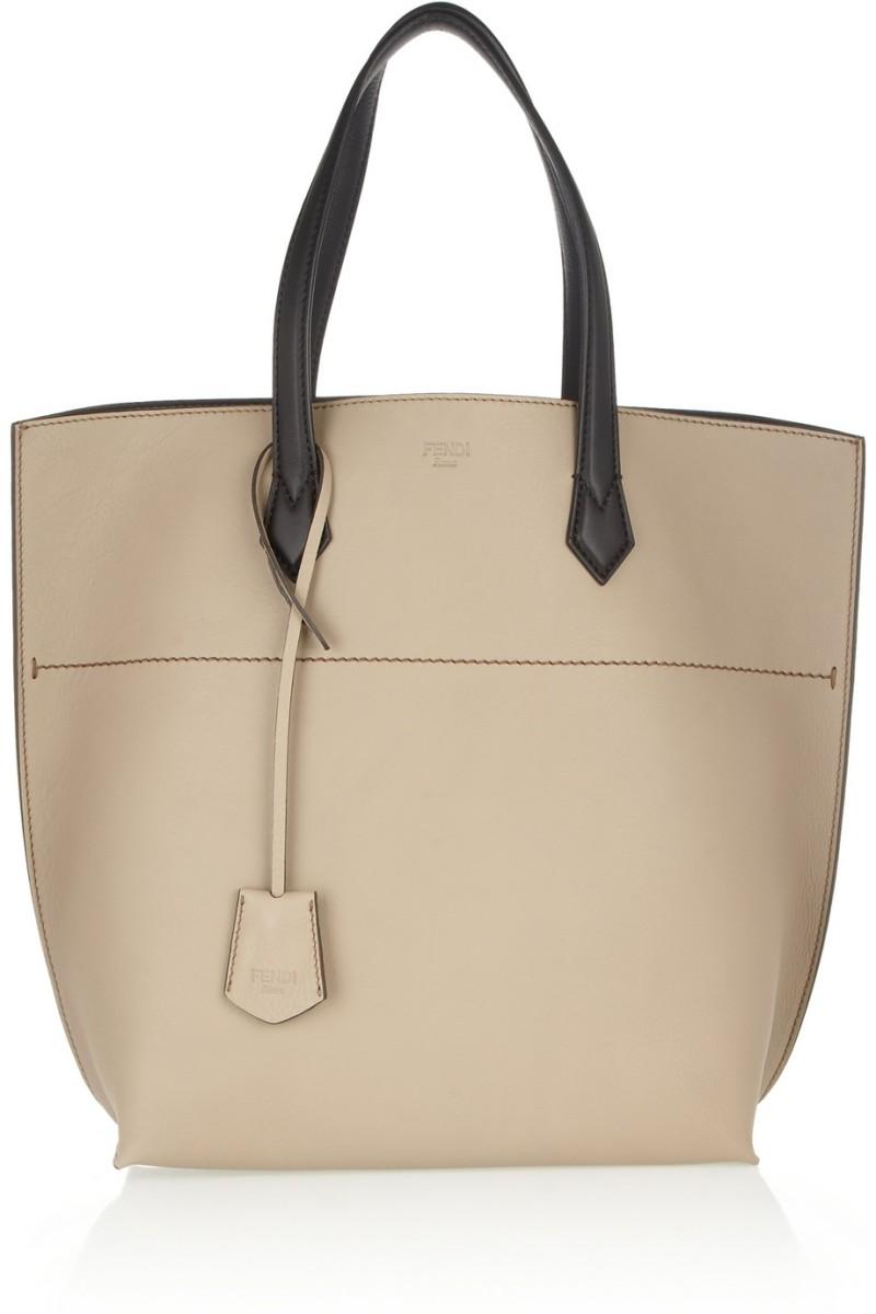 FENDI Leather shopper €1,040