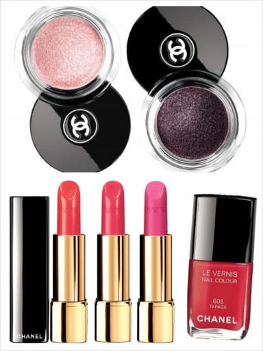 First look at Chanel Notes du Printemps Spring 2014 Collection
