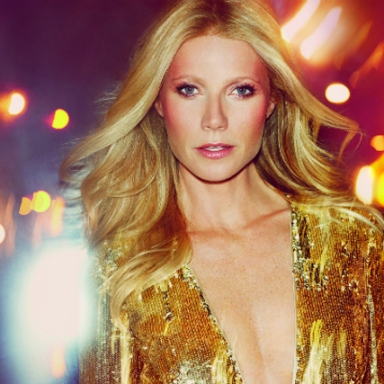 Gwyneth Paltrow for Max Factor Modern Icon