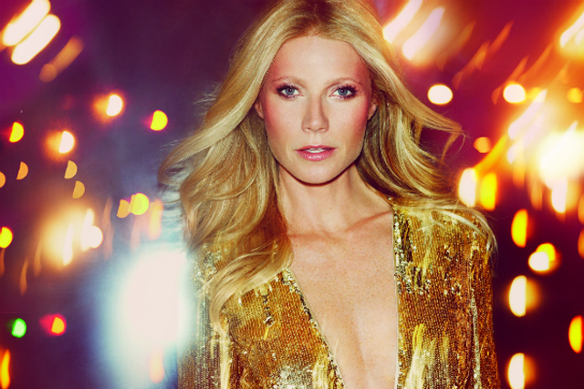 Gwyneth Paltrow for Max Factor Modern Icon