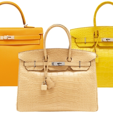HERITAGE AUCTIONS SPECIAL COLLECTIONS of Hermes Vintage Bags at Moda Operandi