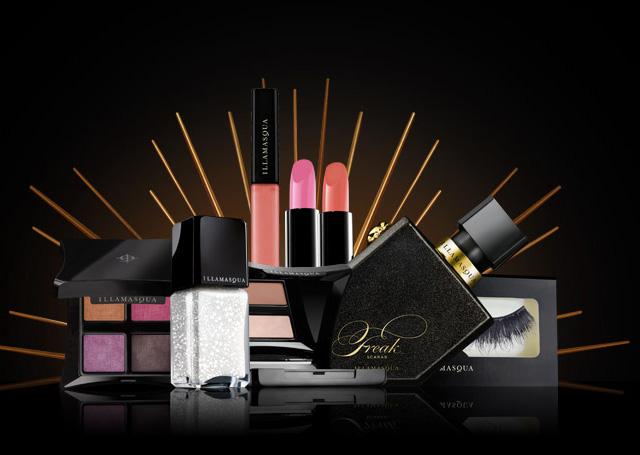 Illamasqua Holiday Makeup Collection 2013