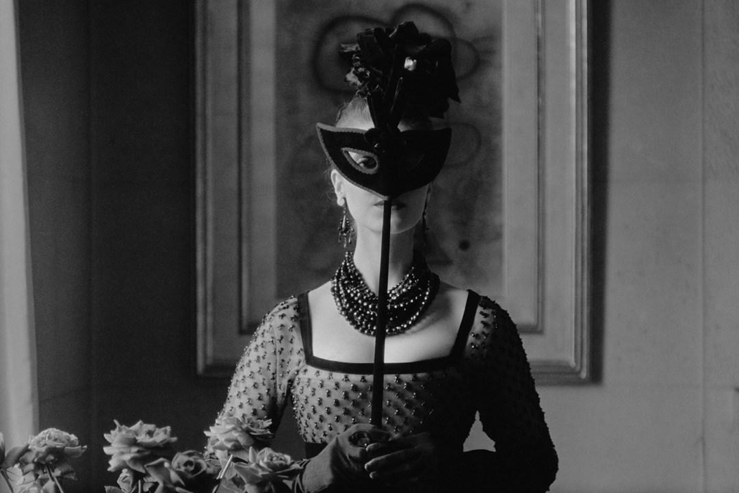 Inside Dior Glamour- The Lola dress