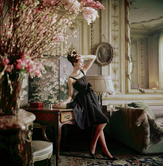 Inside Dior Glamour- The Romance dress