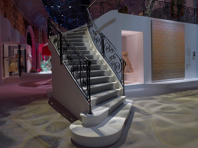 "Inside ""Miss Dior – Esprit Dior"" exhibition at Paris' Grand Palais"