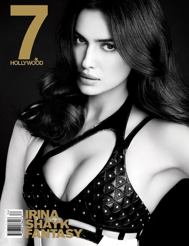 Irina Shayk for 7Hollywood Magazine Winter 2014