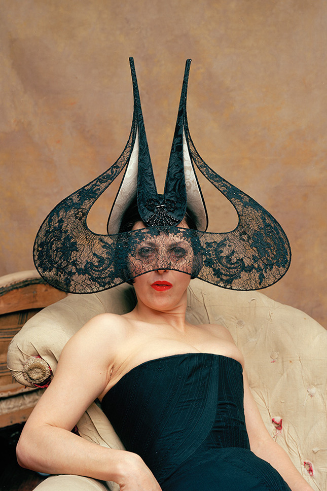 ISABELLA BLOW: FASHION GALORE!  20 November 2013 – 2 March 2014  Embankment Galleries, Somerset House