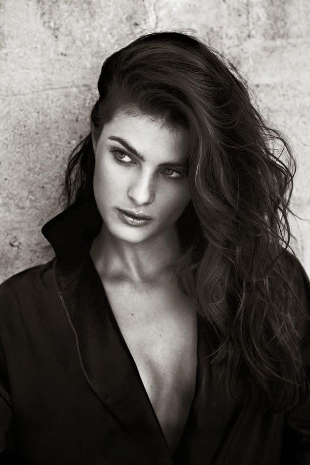 Isabelli Fontana by Gonzalo Machado for S Moda November 2013