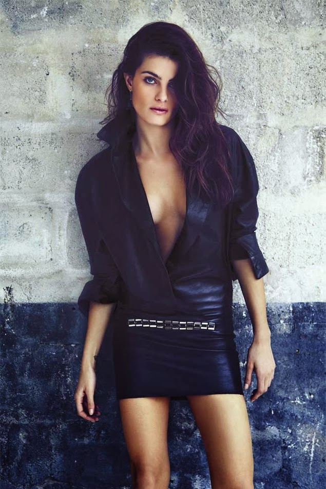Isabelli Fontana by Gonzalo Machado for S Moda November 2013