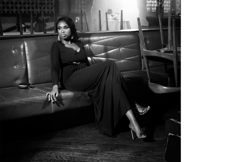 Jennifer Hudson by Francesco Carrozzini for The Edit November 28, 2013