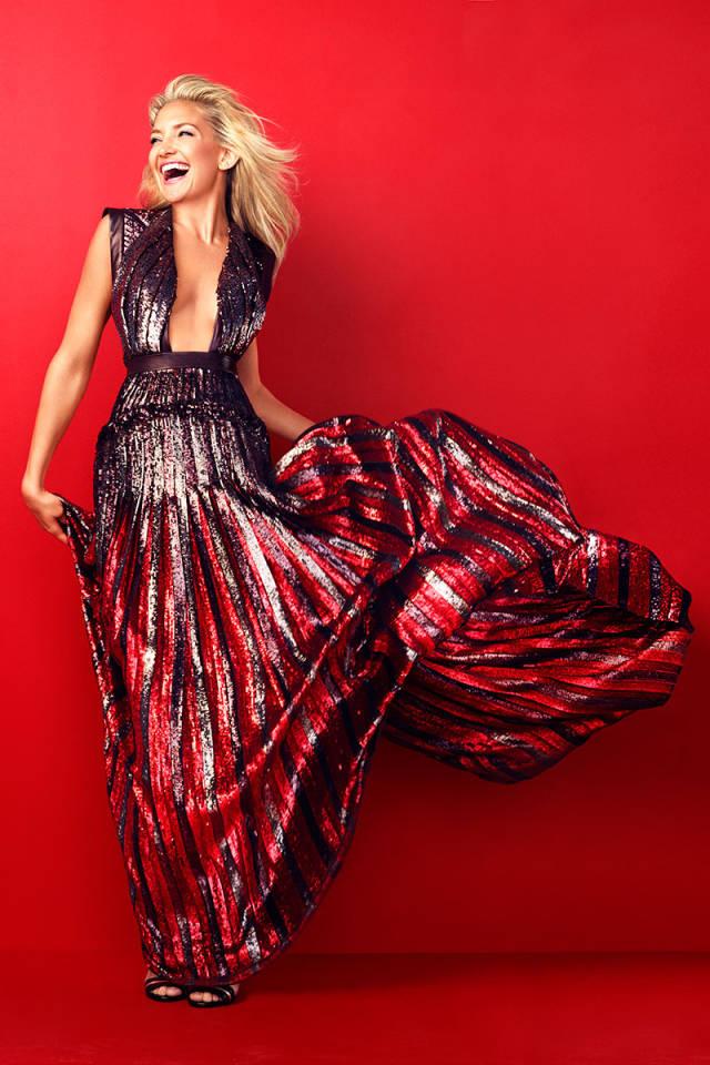Kate Hudson by Alexi Lubomirski for Harper's Bazaar US December 2013