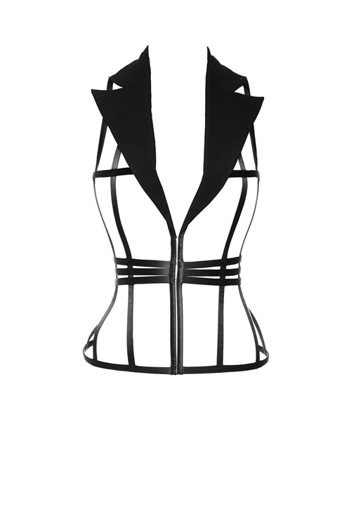 La Perla's Cage Collection for Spring/Summer 2014