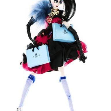 Lanvin doll for UNICEF