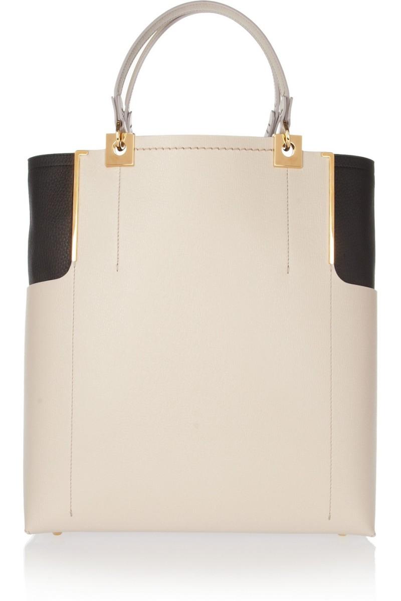 LANVIN Leather tote €1,990