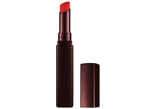 Laura Mercier, Coral red
