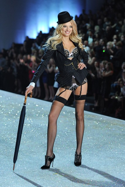 Lily Donaldson at VSFS 2013