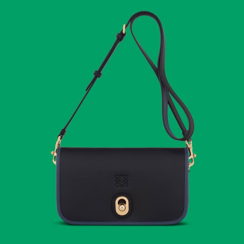 Loewe's Black 'Inés' Bag.