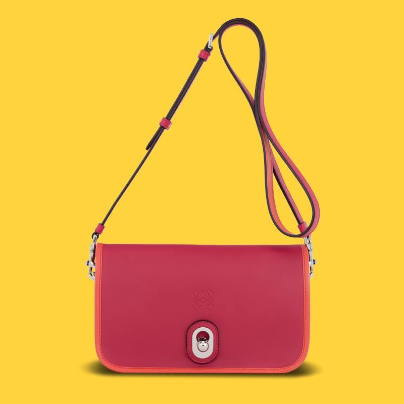 Loewe's Lipstick 'Inés' Bag