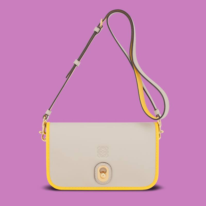 Loewe's Stone 'Inés' Bag
