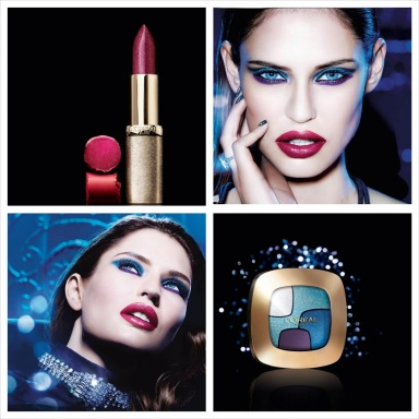 L'Oreal limited edition Million Carats collection