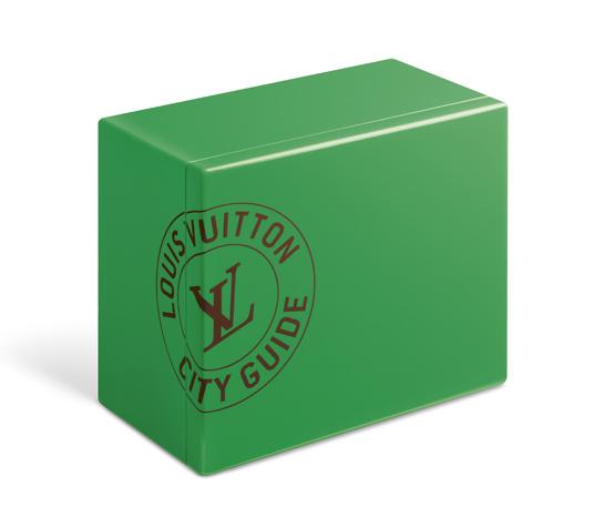 Louis Vuitton City Guides 2014