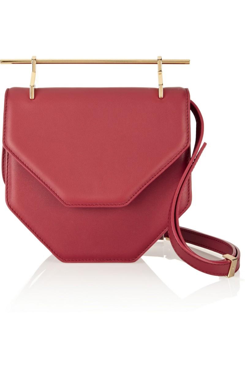 M2MALLETIER Amor Fati leather shoulder bag €1,325