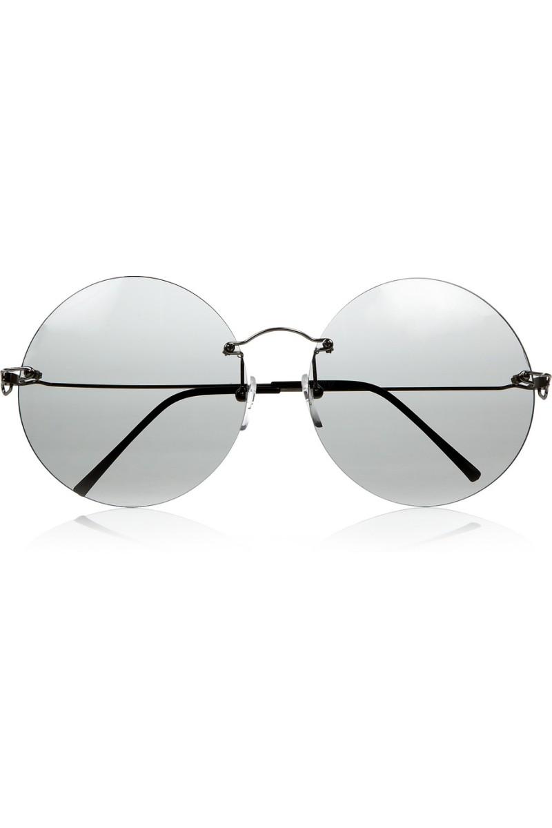 MAISON MARTIN MARGIELA Verre Formé round-frame sunglasses €360